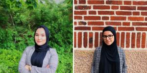Zeynab Hussaini och Jamila Azizi gör ett inlägg i debatten om invandringspolitik.