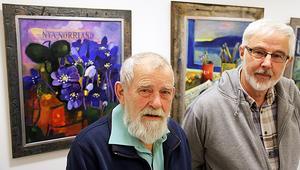 Rolf Eriksson och Erik Lindquist var två av de som tog initiativet till den nya S-föreningen.