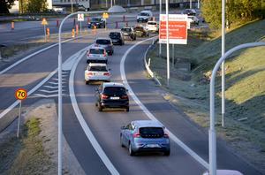 Till veckan inleder Trafikverket den stora ombyggnaden vid gamla E4. Ett arbete som kommer att få stor inverkan på trafiken.