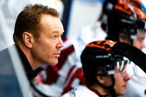 Niklas Eriksson var glad över tre poäng mot Oskarshamn. Bild: Suvad Mrkonjic/Bildbyrån