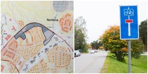 """Trots att åren har gått har Boklok inte släppt området intill Rönnvägen. """"Vi kommer gärna tillbaka in i processen direkt"""", säger Anders Hellman."""
