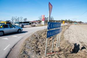 Hallstahammars kommun planerar att göra i ordning fler industritomter vid Eriksberg.