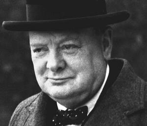 Winston Churchill. Foto: AP