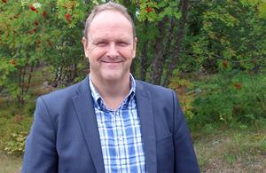 Peter Berglund, distriktsidrottschef för Dalarnas Idrottsförbund och SISU Idrottsutbildarna.