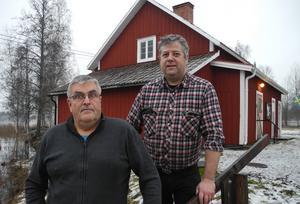 Gerth Bradley och Hans Stängnings.