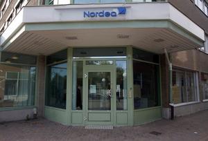 Nordea har infört nya rutiner för kontanthantering. Foto: Hans-Åke Sandberg