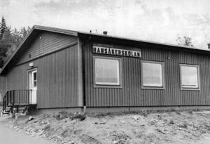 Hansåkerskolan 1985.
