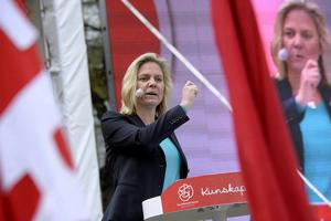 Kortsiktighet. Den här och nu-mentalitet som nya Moderaterna stundtals gav uttryck i regeringsställning axlas oroväckande väl av finansminister Magdalena Andersson (S).
