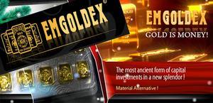 Företaget Emgoldex har polisanmälts av Lotterinspektionen för misstänkt brott mot lotterilagen. Men företaget fortsätter att ragga nya kunder både i Gävle och Sandviken.