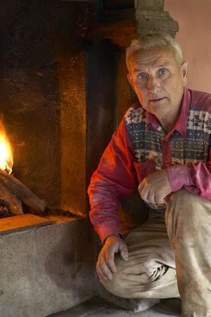 Lars Sjöberg är mannen bakom Trä-Akademien i Kramfors, landets kanske främsta utbildning i sitt slag.