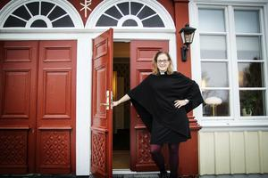 Ingrid Augrell, kyrkoherde i Bollnäs pastorat. Foto: Arkiv/Olle Nordquist