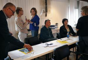 Första konferensen i All in-projektet hölls sommaren 2017 där de deltagande kommunerna träffades  i Grythyttan.
