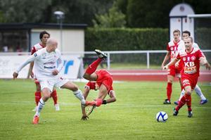 Jonas Wallerstedt är förstås en stor tillgång för Hudiksvalls FF.