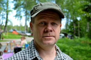 Henrik Idlund har tagit initiativ till Jakthundens dag.