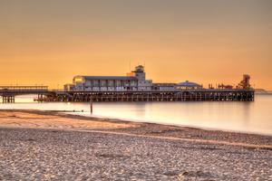 Bournemouth Beach är mest populär bland britterna, i sociala medier.