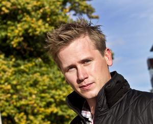 Roger Hedlund, gruppledare för Sverigedemokraterna i landstingsfullmäktige.