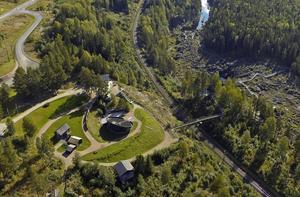Foto: Ragundadalens Turism/Roger Strandberg   Målet är att Döda Fallet ska bli ett världsarv senast 2024.