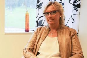 Denise Wallén är chef för socialförvaltningen.