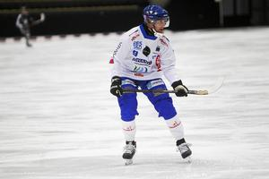 Robin Mohléns lyft styrdes i mål av en minst sagt olycklig Henrik Kjellsson.