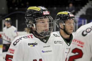 Lukas Wernblom har verkligen satt avtryck hos Modo-tränaren Andreas Johansson.
