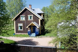 Rosa Taikons hus i Flor.