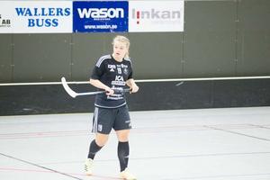 Ebba Olsson slit och finesser räkte inte för seger denna gång.