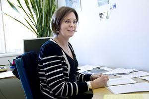 – Vi måste bli bättre på de delar där det brister, det handlar rent generellt om att jobba med de övergripande miljöfrågorna, säger Karin Hansson, miljöchef i Ljusdal.