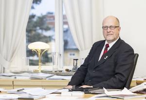 Sven-Erik Österberg blir ny lnad