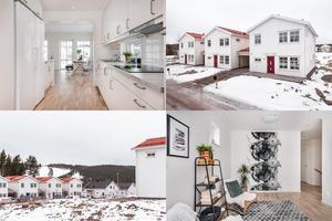 I Faluns nya stadsdel Lilla Källviken ligger det här nyproducerade tåvplanshuset med fem rum.