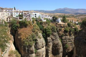 Ronda - en av många platser att upptäcka i Andalusien.