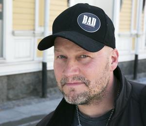 Patrik Andersson är ordförande för BAD – Borlänge Against Drugs.