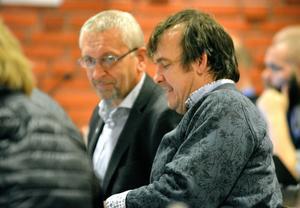 Kjell Grip (KD)  och Dan Thornberg (KD) ska få svar på sinmotion om förbättrat integrationsarbete.