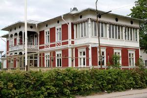 Vad ska hända med det anrika hotellet i Bergsjö?