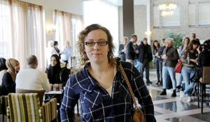 Johanna Teljing ska praktisera på regionens kommunikationsavdelning.