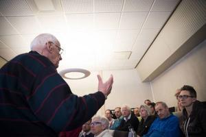 Professor emeritus Sven Erik Jörgensen fyller 80 år i år och har jobbat med miljöforskning hela sin karriär. Han är mångfaldig pristagare och har hållit kurser i ekologi i 32 länder.