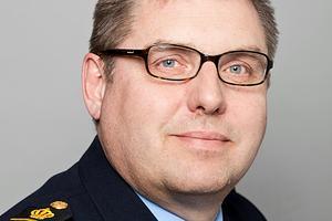 Klas Johansson, nuvarande länspolismästare i Skåne, har föreslagits bli regionpolischef i nya Region Nord