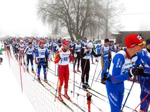 340 deltagare startade i det anrika loppet.