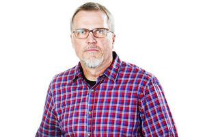 Tord Andersson, politisk redaktör på S-märkta Länstidningen i Östersund.