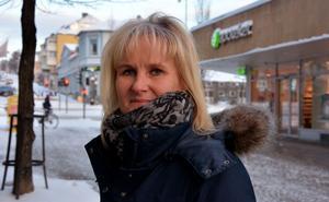 Linda Sällström, Örnsköldsvik:– Min uppfattning är att det varierar från person till person. Det har med erfarenhet och ålder att göra – inte med kön.