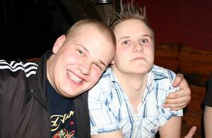 Konrad. Patrik och Mika