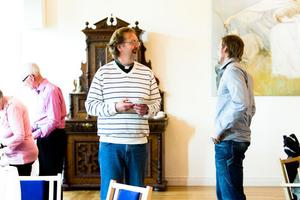 Alpha är en grundkurs i kristendom. Svenska kyrkan ansvarar för kursen, men Söderhamns frikyrkor är också med på ett hörn, berättar kyrkoherde Lars Nilsson.