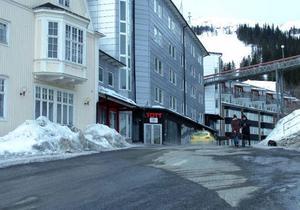 Konkursdrabbade Tott hotell i Åre har fått en ny ägare, stockholmaren Stefan Liljestrand, som tänker driva det själv. Foto: Leonard Janson