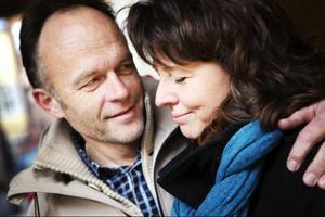 """""""Jag vill ha barn med dig"""", sa Svante Jonsson till sin Märit när de träffades 1994. Det blev 13 års kamp för ett kärleksbarn – en kamp som de förlorade.  Foto: Håkan Luthman"""
