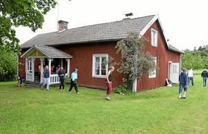 Läger ö. För 20:e året anordnar Nora kommun läger på Alntorps ö.