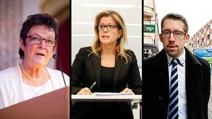 Det är mejl som under några veckor i januari skickats till eller från Inger Källgren Sawela (M), Åsa Wiklund Lång (S) och Måns Montell (M) – alltså mellan den högsta kommunledningen och styrelseordförandena i de berörda bolagen –  som Arbetarbladet begärt att få ta del av.