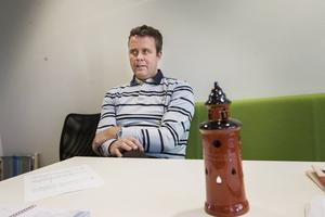 Ljusdalshems vd Richard Brännström ger besked om att hyrorna inte ska höjas.
