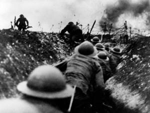 Västfronten 1918.