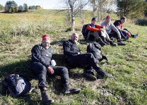 Den här veckans grupp består av Thomas Fuchs, Ulf Isaksson, sjuksköterskan Andreas Strand, Daniel Enevärn och Adam Mattiasson.