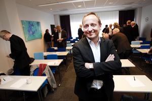 Thomas Peterssohn går från vd-tjänsten på TT till vd-tjänsten på Mittmedia.