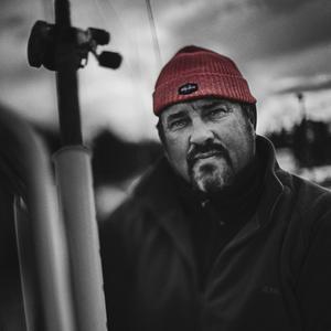 Johan Broman, programledare för Fiskedestination som ska spelas in i Berg i sommar.
